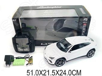 Машина на радиоуправлении Hui Quan Lamborghini Urus