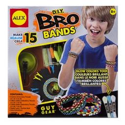 фото Набор для создания браслетов Alex «Сделай сам. Бро»