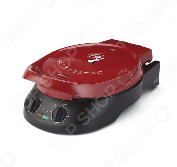 Прибор для приготовления пиццы Ariete 908 da Gennaro Pizza party тостер ariete 186 party time red