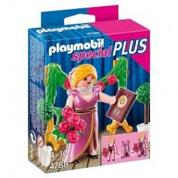 фото Набор фигурок к игровому конструктору Playmobil «Дополнение: Знаменитость с наградой»
