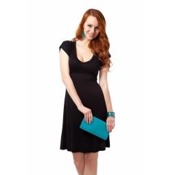 фото Платье Mondigo 8597. Цвет: черный. Размер одежды: 46