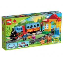 Купить Конструктор LEGO Мой первый поезд