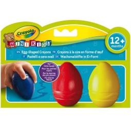Купить Набор восковых мелков Crayola «Яйцо»