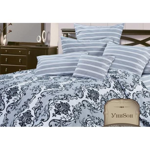 фото Комплект постельного белья Унисон Ажур. 1,5-спальный. Размер наволочки: 70х70 см — 2 шт