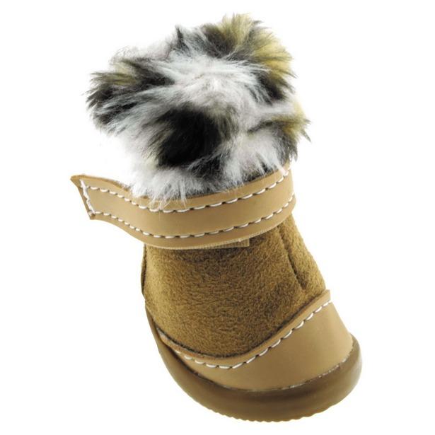 фото Обувь для собак DEZZIE «Сибериа». Размер: 0 (5,35х3,4 см)