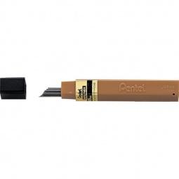 Купить Грифели для механического карандаша Pentel Hi-Polymer Lead 100E-H