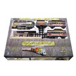 Купить Железная дорога 1toy Т50386