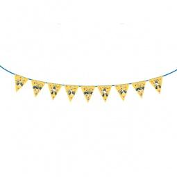 фото Гирлянда из флажков Росмэн 28298 «Minions. С днем рождения!»
