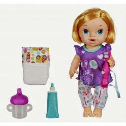 фото Кукла с аксессуарами Hasbro HA8348 «Малышка готовится ко сну»