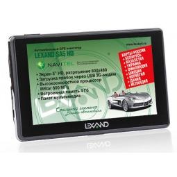 Купить Навигатор Lexand SA5 HD