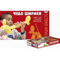 фото Набор для детского творчества Малыши «Чудо-шарики»