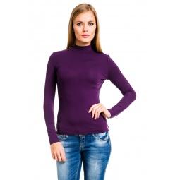 фото Водолазка Mondigo 036. Цвет: баклажановый. Размер одежды: 46