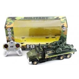 Купить Машина на радиоуправлении Shantou Gepai «Грузовик с пушкой»