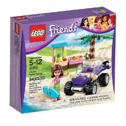 фото Конструктор LEGO Пляжный автомобиль Оливии