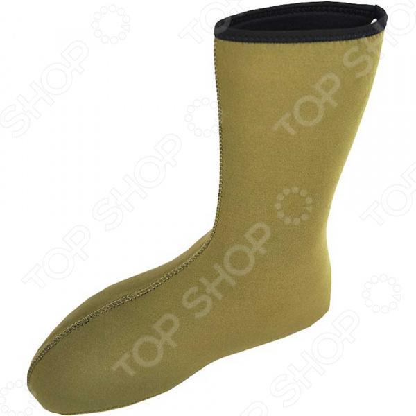 Носки водонепроницаемые для рыбалки NOVA TOUR «Степ»Одежда для рыбалки<br>Носки водонепроницаемые для рыбалки NOVA TOUR Степ легкие и эластичные носки, которые решат проблему промокшей обуви во время длительных походов на рыбалку. Даже если обувь промокнет, в этих носках ноги останутся сухими. Также отлично подойдут для занятия спортом или туризмом. Носки удобные и комфортные, они плотно прилегают к ноге и при этом не сдавливают стопу и не нарушают кровообращение. Показатель водонепроницаемости мембраны 3 мм. Стирать носки необходимо вручную в прохладной воде не более 40 C .<br>