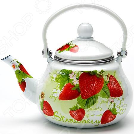 Чайник заварочный Mayer&Boch «Клубника» MB-23981