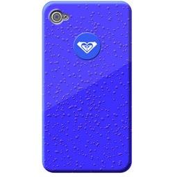 фото Чехол Roxy Rain Drop Cover для iPhone 5. Цвет: фиолетовый