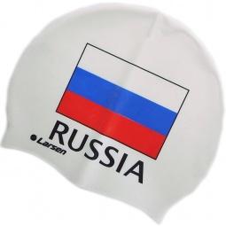 фото Шапочка для плавания Larsen Russia CS