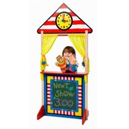 Купить Театр домашний ALEX деревянный