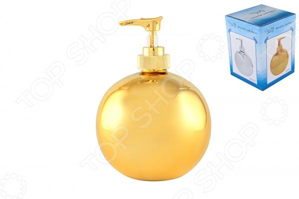 фото Диспенсер для мыла Elan Gallery «Шар», купить, цена