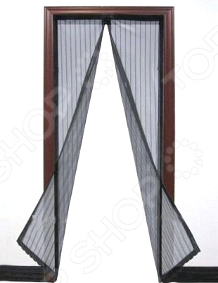Сетка магнитная для дверей от насекомых «Маскитофф»