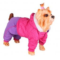фото Комбинезон для собак DEZZIE «Кэти». Размер: L (30 см)