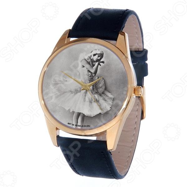Часы наручные Mitya Veselkov «Анна Павлова» Gold часы наручные mitya veselkov now gold