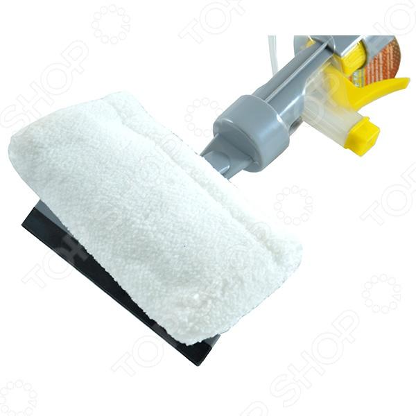 Щетка для мойки с распылителем и сгоном для воды Автостоп AB-2405 - фото 2
