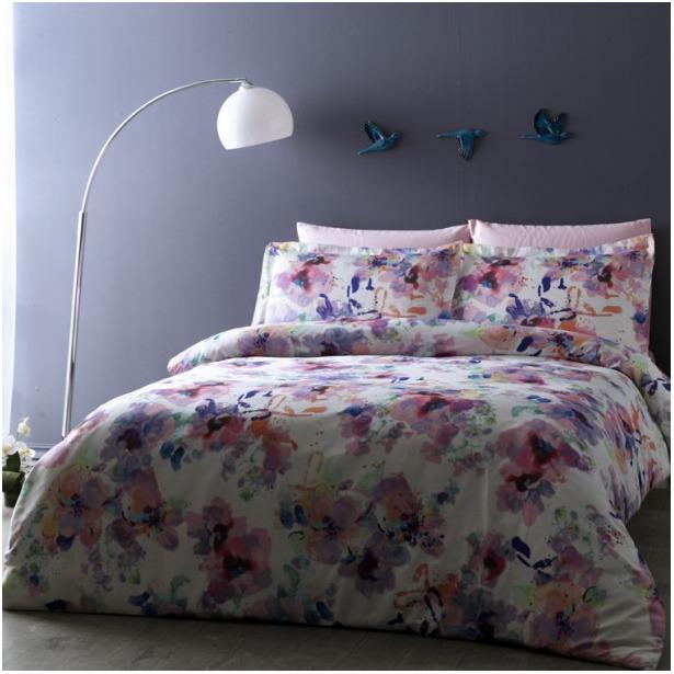 фото Комплект постельного белья Tac Powdery. 2-спальный