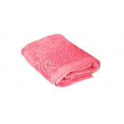 фото Полотенце Tete-a-Tete махровое Т-МП-6459. Размер: 50х90 см. Цвет: розовый