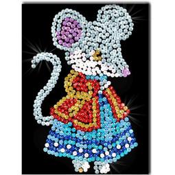 Набор для создания мозаики Волшебная мастерская «Мышка»