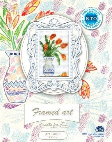 Набор для вышивания RTO FA011