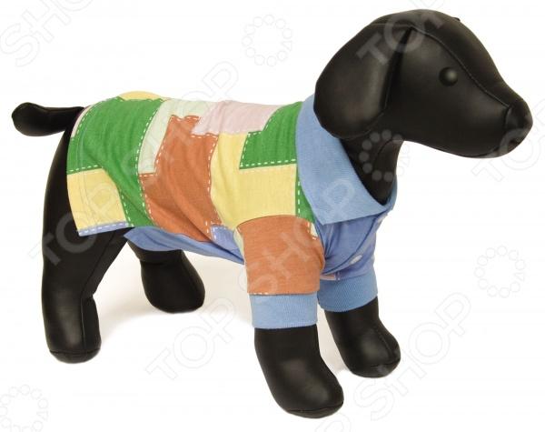 Футболка для собак DEZZIE «Бакси» футболка для собак dezzie аника
