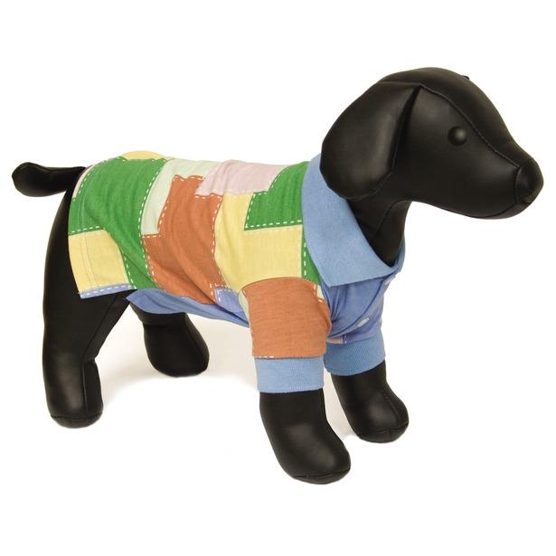 фото Футболка для собак DEZZIE «Бакси». Размер: 20 см