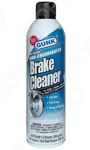 Очиститель тормозных дисков без запаха GUNK M714EE Gunk - артикул: 487554