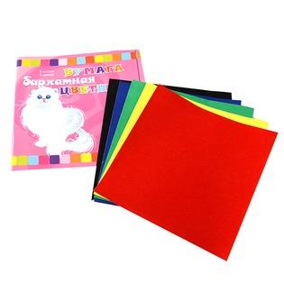 Купить Набор бумаги бархатной Бриз 1125-453