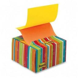 фото Блок-кубик в диспенсере Post-it. Размер: 7,6х7,6 см