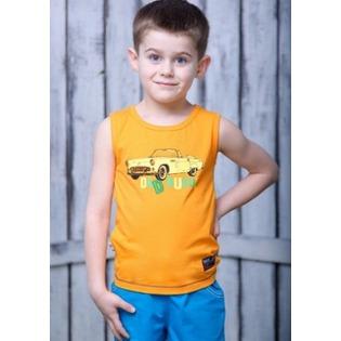 Купить Майка для мальчика Detiland SS15-UET-BTP-904. Цвет: оранжевый