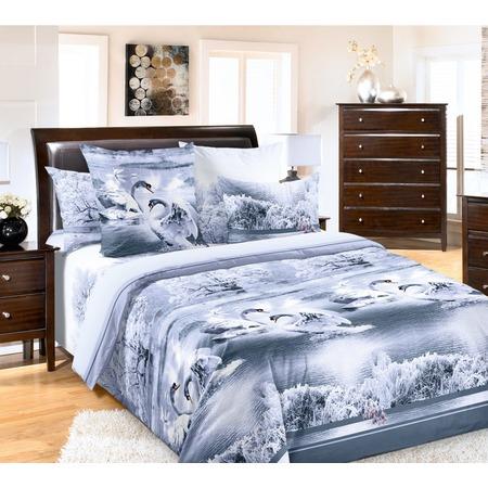 Купить Комплект постельного белья Королевское Искушение «Лебединое озеро». 1,5-спальный