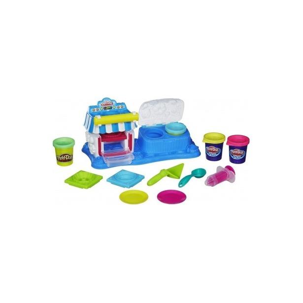 фото Набор игровой для лепки Play-Doh «Двойные десерты»