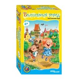 фото Игра дорожная Step Puzzle Волшебный город