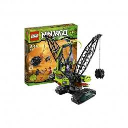 фото Конструктор LEGO Разрушительная машина Фэнгпайе