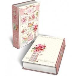 фото Книга-шкатулка Феникс-Презент «Цветы»