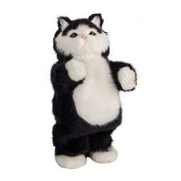 Купить Игрушка интерактивная Party animals «Черный кот Том»