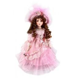фото Кукла фарфоровая Shantou Gepai «Розалинда»