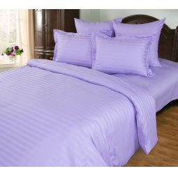 фото Комплект постельного белья Королевское Искушение «Фиалка». 2-спальный. Размер простыни: 220х240 см