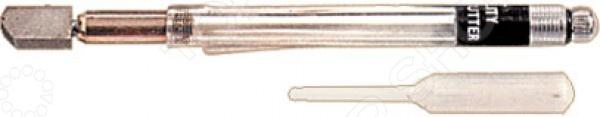Стеклорез роликовый со смазкой FIT 16920 предназначен для резки стекла толщиной до 8 мм. В процессе использования устройство обязательно должно быть заправлено специальным маслом комплект поставки включает один тюбик . Товар представлен в блистере.
