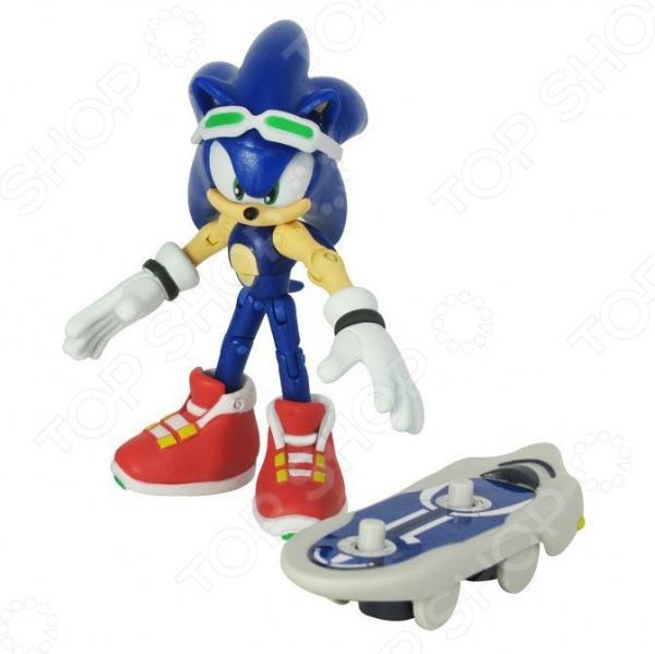 Игрушка-фигурка Sonic Соник Фри Райдерс
