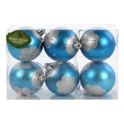 фото Набор новогодних шаров Новогодняя сказка 971547
