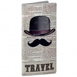 фото Бумажник путешественника Феникс-Презент «Джентльмен»